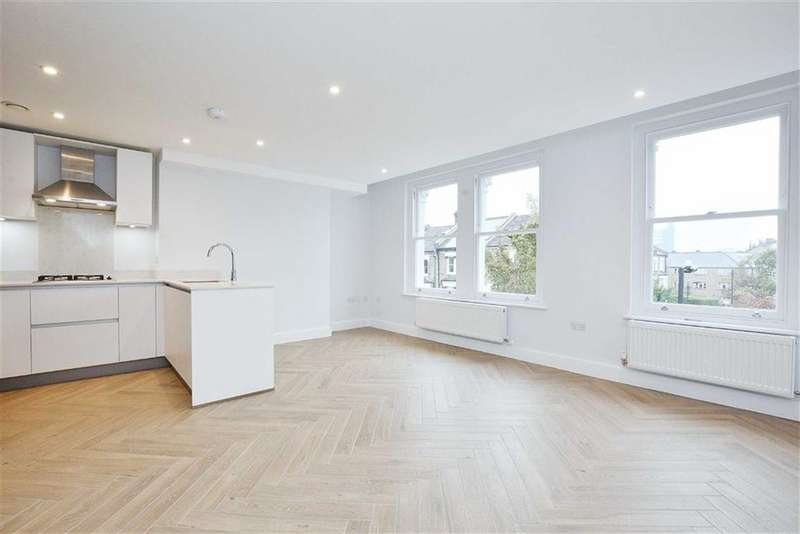3 Bedrooms Flat for sale in Saltram Crescent, London, W9