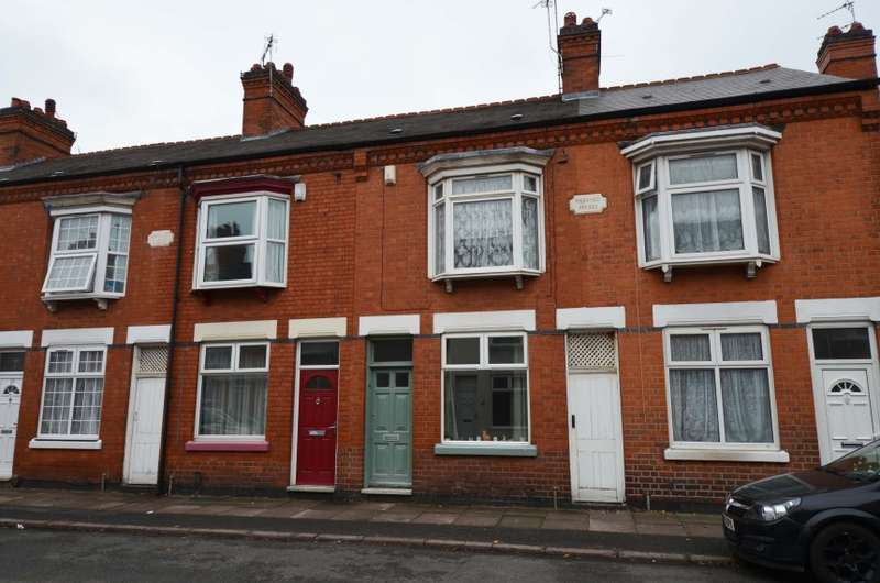 3 Bedrooms Terraced House for sale in 25 Houghton Street, Leicester, Leicestershire