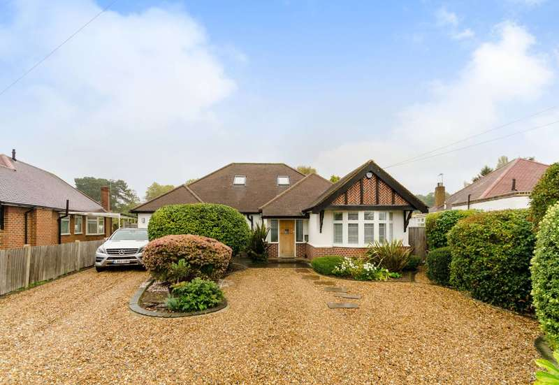 4 Bedrooms Bungalow for sale in The Warren, Worcester Park, KT4
