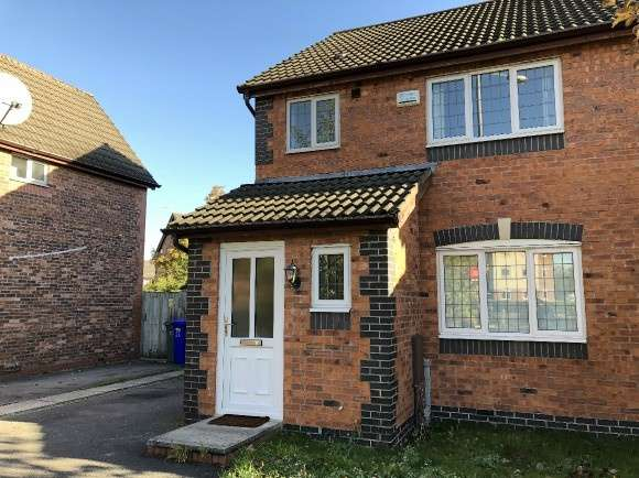 3 Bedrooms Semi Detached House for sale in 7 Freshpool Way, Sharston, Manchester