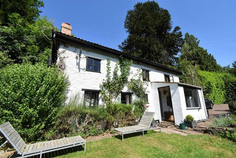 2 Bedrooms Cottage House for sale in Underhill, Brockweir, Chepstow