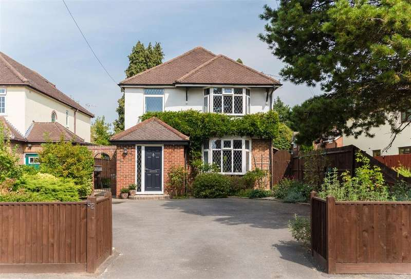 3 Bedrooms Detached House for sale in Lower Cippenham Lane, Cippenham