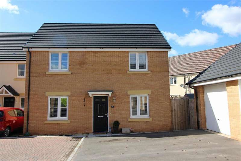 3 Bedrooms Detached House for sale in Rodford Ride, Yate, Bristol, BS37 4FS
