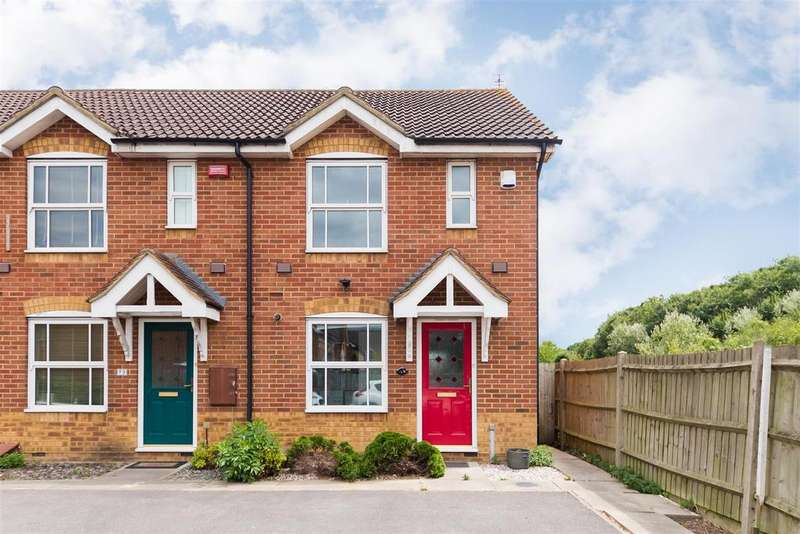 2 Bedrooms End Of Terrace House for sale in Moundsfield Way, Cippenham
