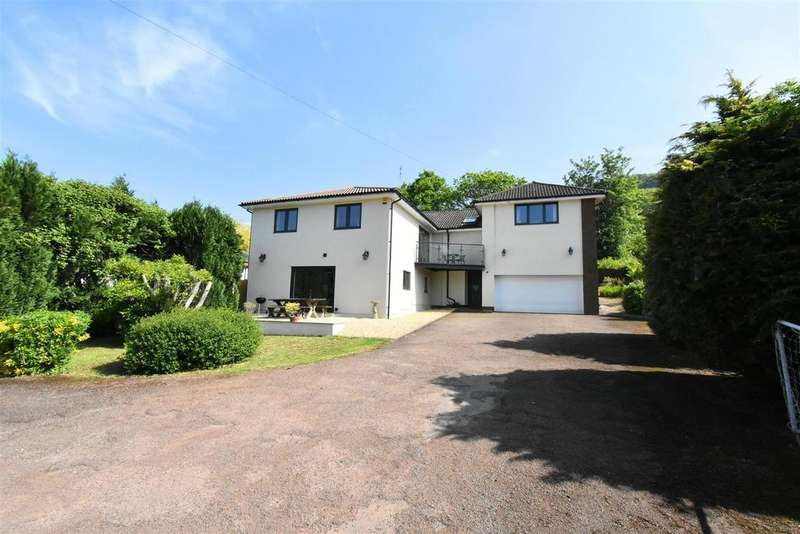 5 Bedrooms House for sale in Wyesham Road, Wyesham, Monmouth