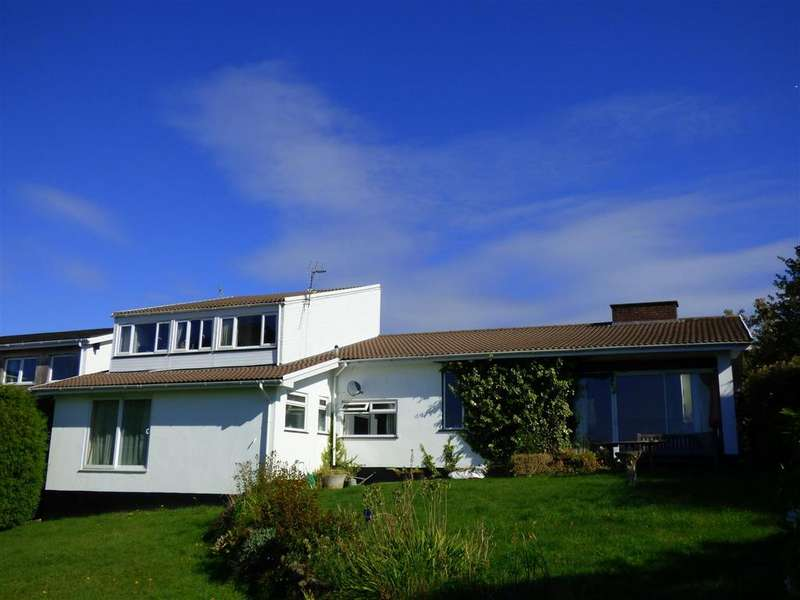 5 Bedrooms Detached House for sale in Orchard Rise, Pwllmeyric, Chepstow