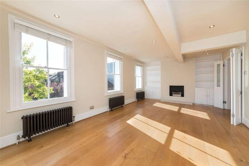 3 Bedrooms Flat for sale in Buckland Crescent, Belsize Park, London