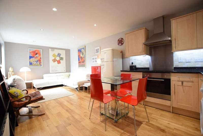 2 Bedrooms Flat for sale in Clapham Park Road, Clapham