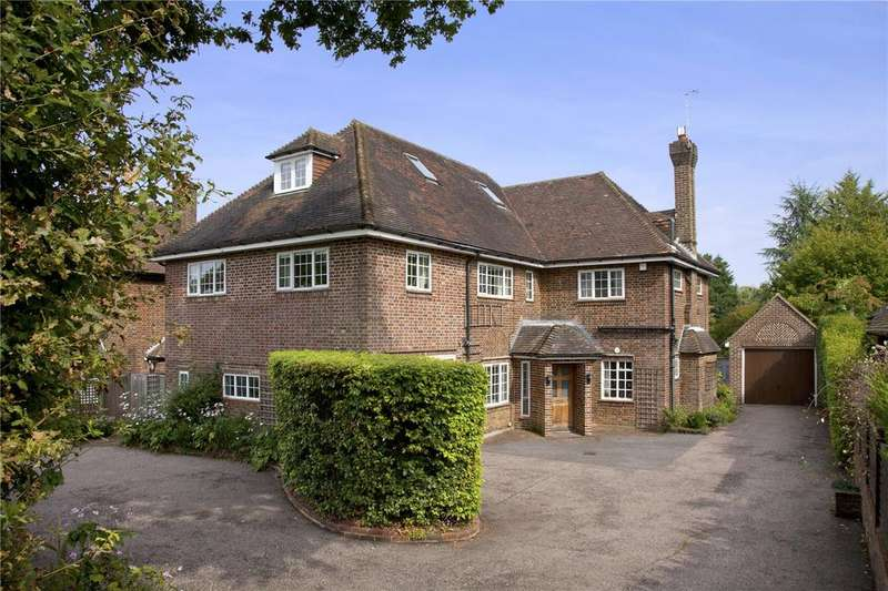 6 Bedrooms Detached House for sale in Kippington Road, Sevenoaks, Kent, TN13