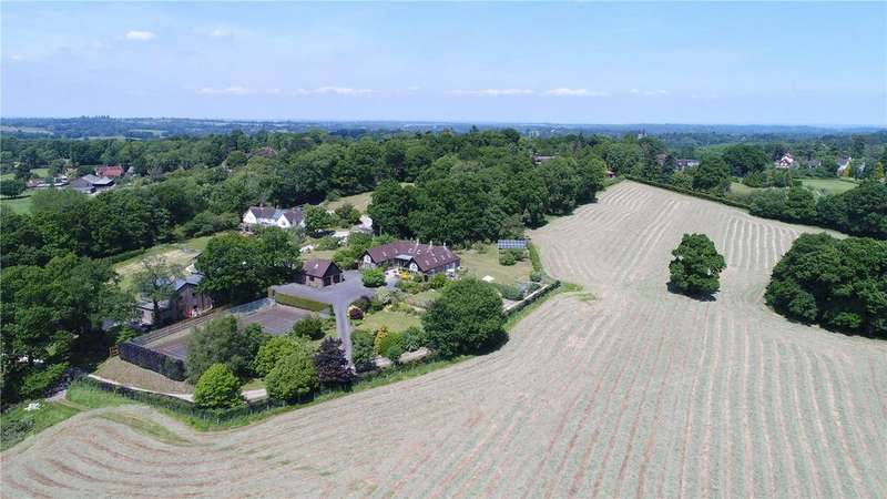 6 Bedrooms Detached House for sale in Beech Hill, Wadhurst, East Sussex, TN5