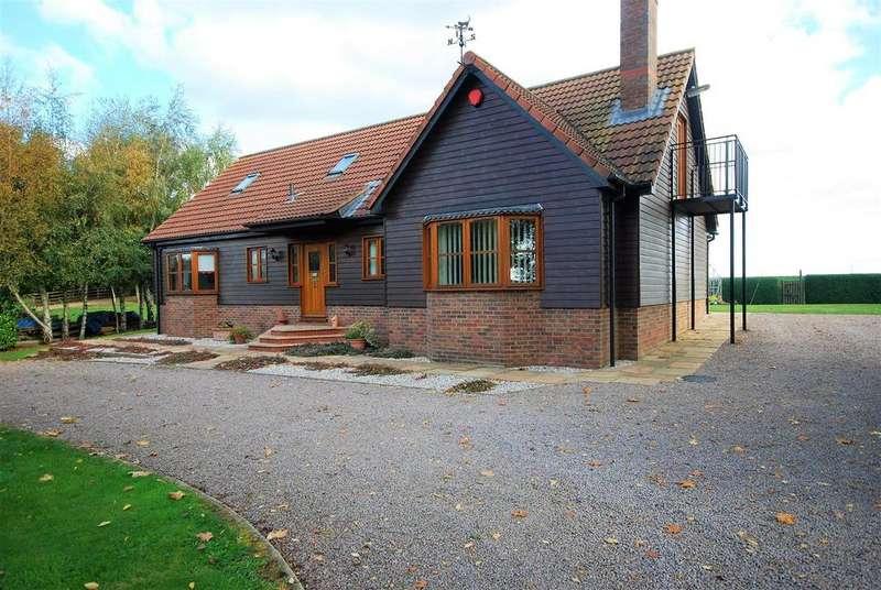 4 Bedrooms Chalet House for sale in The Reservoir, Surfleet, Spalding