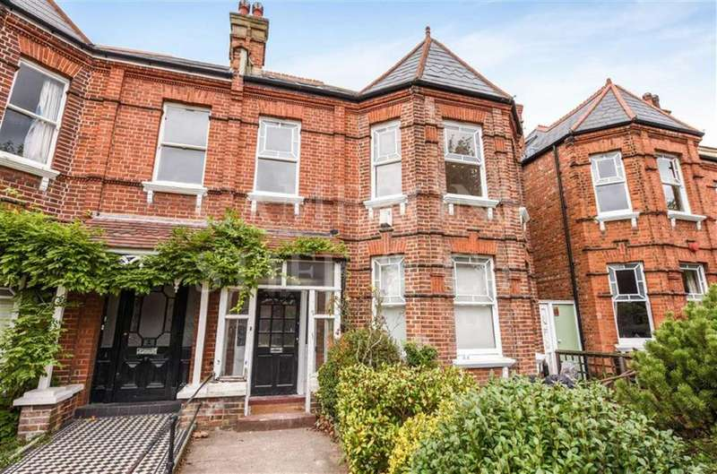 6 Bedrooms Semi Detached House for sale in Chevening Road, Queens Park, London, NW6
