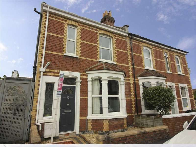 3 Bedrooms Semi Detached House for sale in Brent Road, Horfield, Bristol