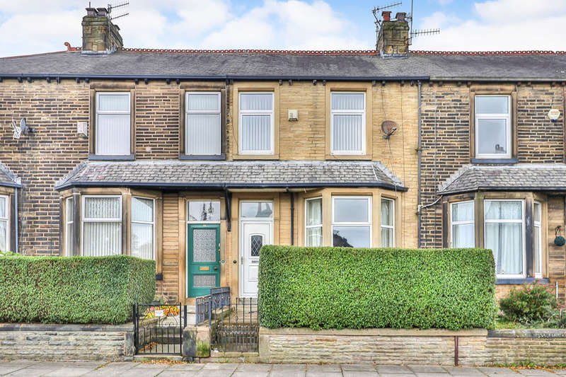 2 Bedrooms Terraced House for sale in Ightenhill Park Lane, Burnley, BB12