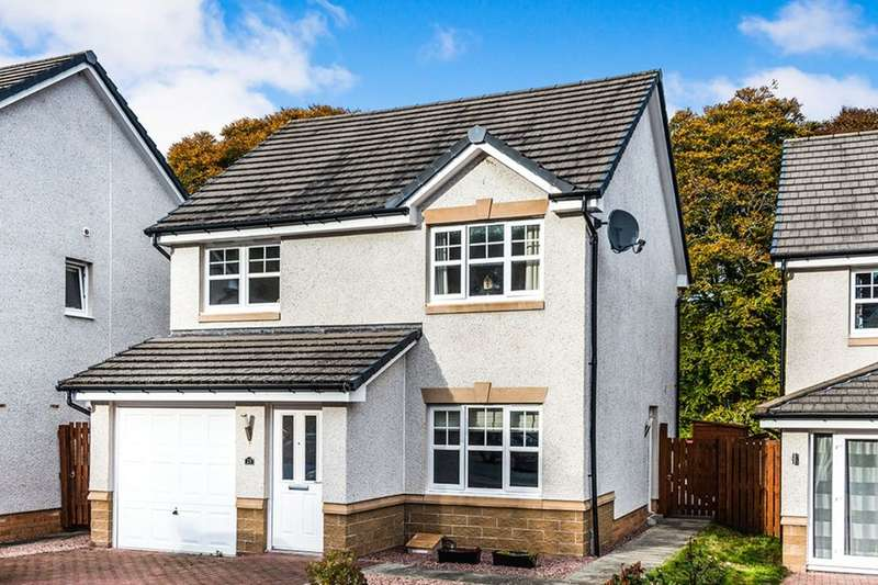 3 Bedrooms Detached House for sale in Bishops View, INVERNESS, IV3