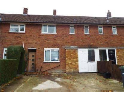 3 Bedrooms Terraced House for sale in Wigmore Lane, Luton, Bedfordshire
