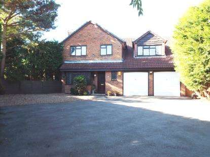 5 Bedrooms Detached House for sale in Abbots Way, Wollaton, Nottingham, Nottinghamshire