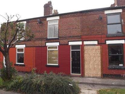 3 Bedrooms Terraced House for sale in Fairclough Avenue, Warrington, WA1