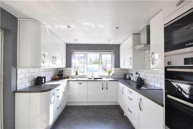 4 Bedrooms Detached House for sale in Priory Road, Keynsham, BRISTOL, BS31 2BX