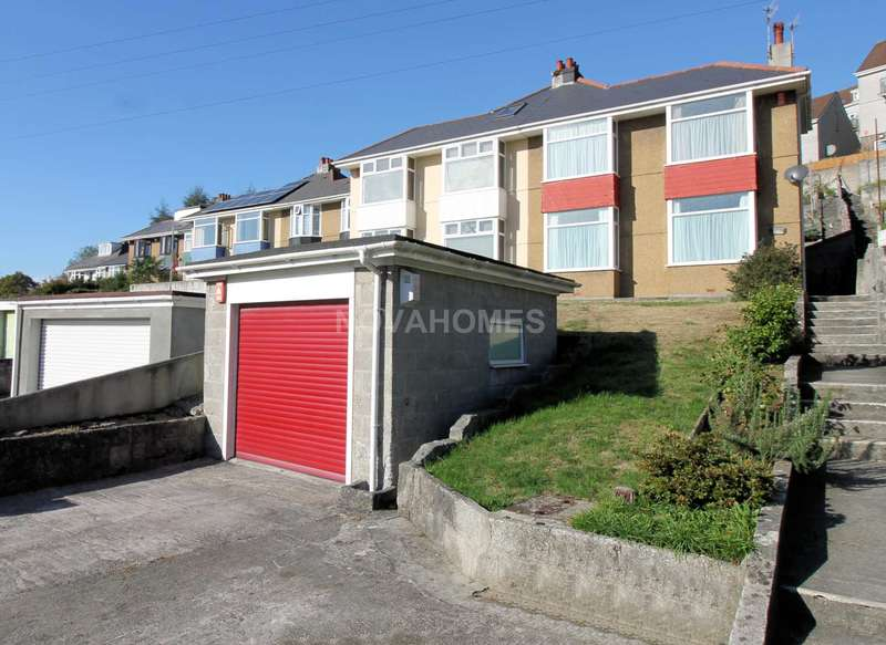 3 Bedrooms Semi Detached House for sale in Pike Road, Laira, PL3 6HF