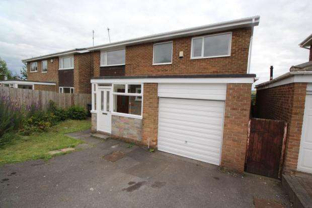 4 Bedrooms Detached House for sale in Relly Close, Broompark, Durham