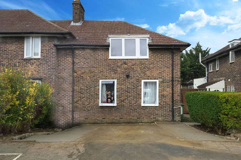 4 Bedrooms End Of Terrace House for sale in Adolf Street, Beckenham Hill, SE6