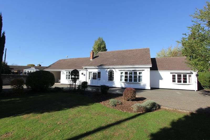 6 Bedrooms Detached House for sale in Artillery Lodge, 69 Papplewick Lane, Hucknall, Nottinghamshire, NG15 8BG
