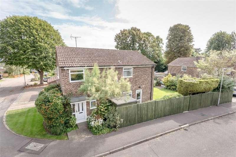 4 Bedrooms Detached House for sale in Marshbarns, BISHOP'S STORTFORD, Hertfordshire