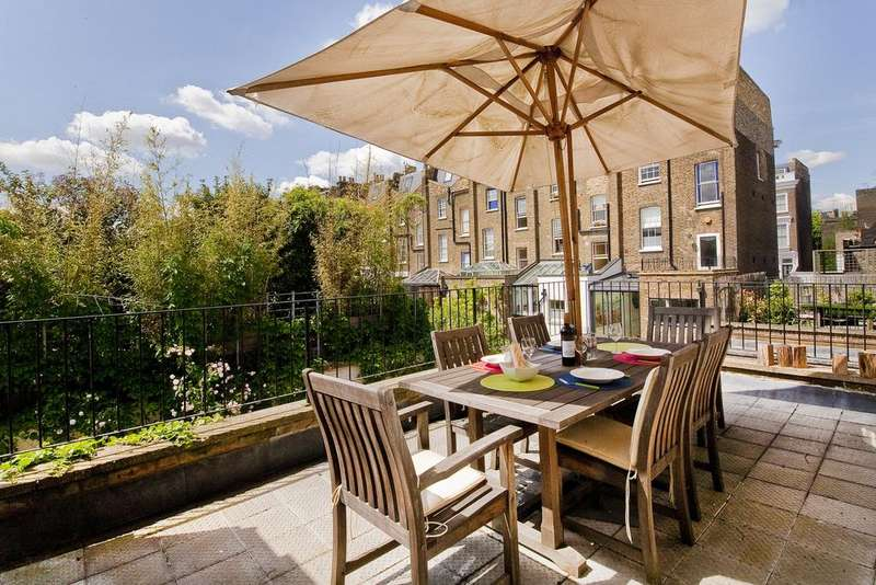 Studio Flat for sale in Chalcot Road, Primrose Hill, London NW1