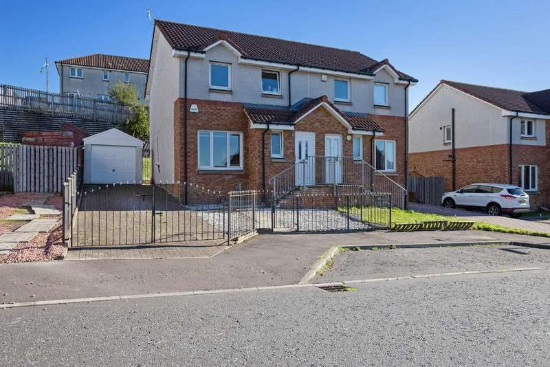 3 Bedrooms Semi Detached House for sale in Maryston Street, Glasgow, G33 1PB