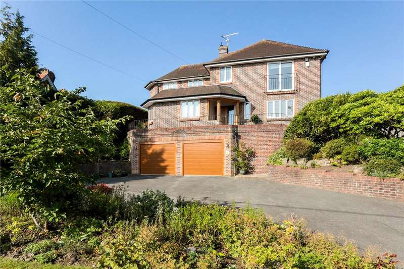 5 Bedrooms Detached House for sale in Stockcroft Road, Balcombe, Haywards Heath, West Sussex, RH17