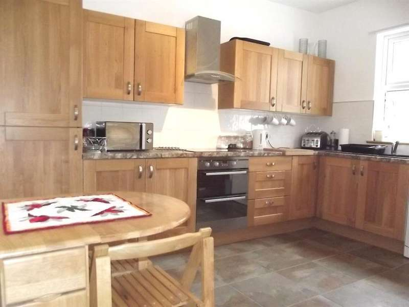 4 Bedrooms Terraced House for sale in Alford Road, Sutton on Sea,