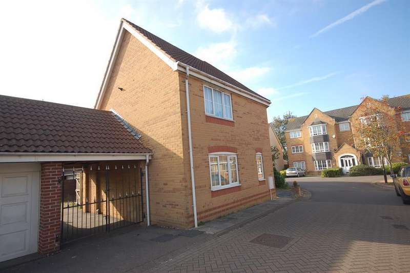 3 Bedrooms Semi Detached House for sale in Britton Gardens, Kingswood, Bristol, BS15 1TF