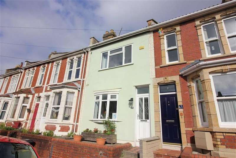 2 Bedrooms Terraced House for sale in Ashgrove Road, Bedminster, Bristol
