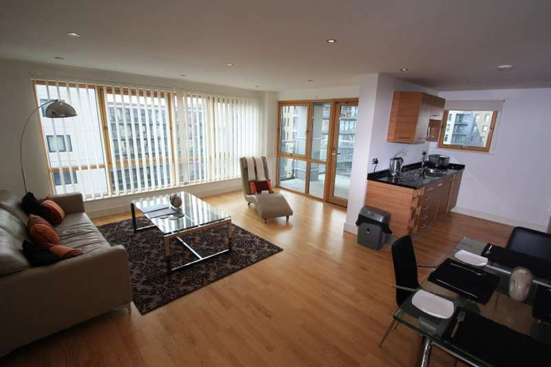 2 Bedrooms Apartment Flat for sale in MCCLINTOCK HOUSE, THE BOULEVARD, LEEDS, LS10 1LP