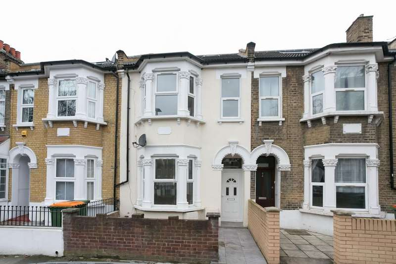 5 Bedrooms Terraced House for sale in EAST ROAD, STRATFORD, E15