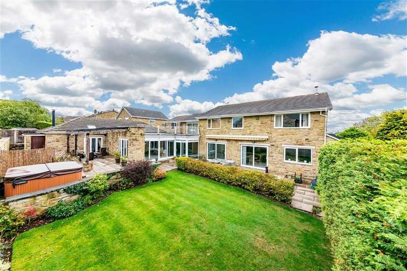 5 Bedrooms Detached House for sale in Mayberry Drive, Silkstone, Barnsley, S75