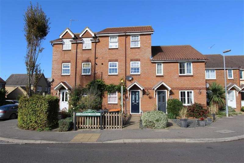 3 Bedrooms Town House for sale in Roundel Drive, Leighton Buzzard