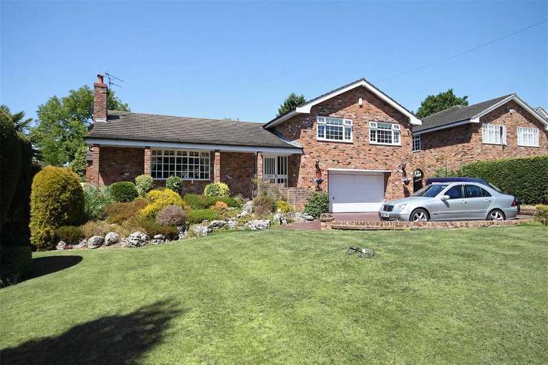 4 Bedrooms Detached House for sale in Shay Lane, Hale Barns, Cheshire