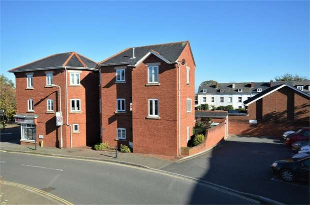 2 Bedrooms Flat for sale in Gordons Place, Heavitree, Exeter