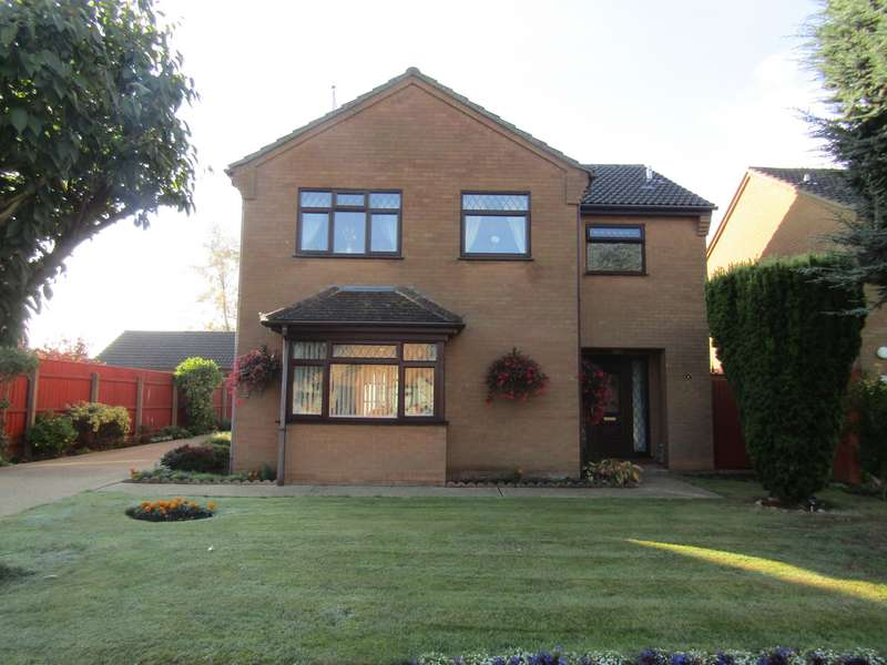 4 Bedrooms House for sale in Bowker Way, Whittlesey, PE7
