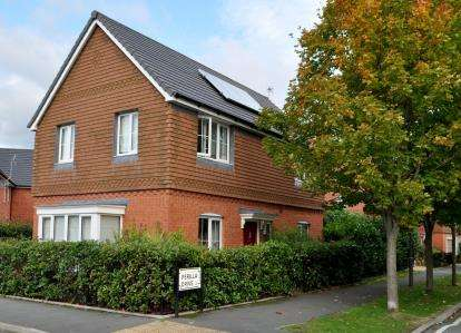 3 Bedrooms Detached House for sale in Perilla Drive, Norris Green, Liverpool, Merseyside, L11