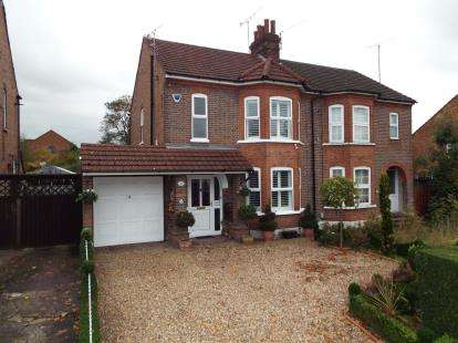 3 Bedrooms Semi Detached House for sale in Poynters Road, Luton, Bedfordshire, England