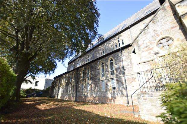 2 Bedrooms Flat for sale in 8 Chandos, Woodfield Road, Redland, BRISTOL, BS6 6PL