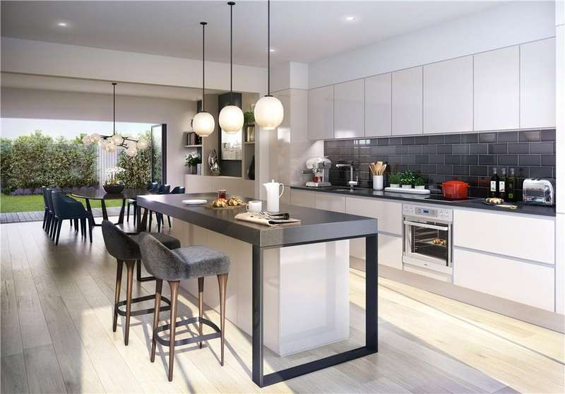 4 Bedrooms House for sale in Royal Wharf, London, E16