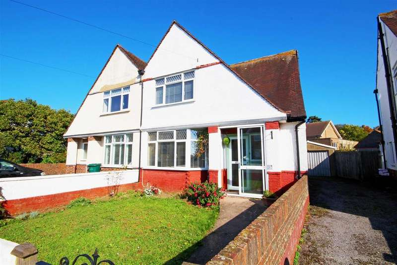 3 Bedrooms Semi Detached House for sale in Windlesham Close, Portslade Village, Brighton