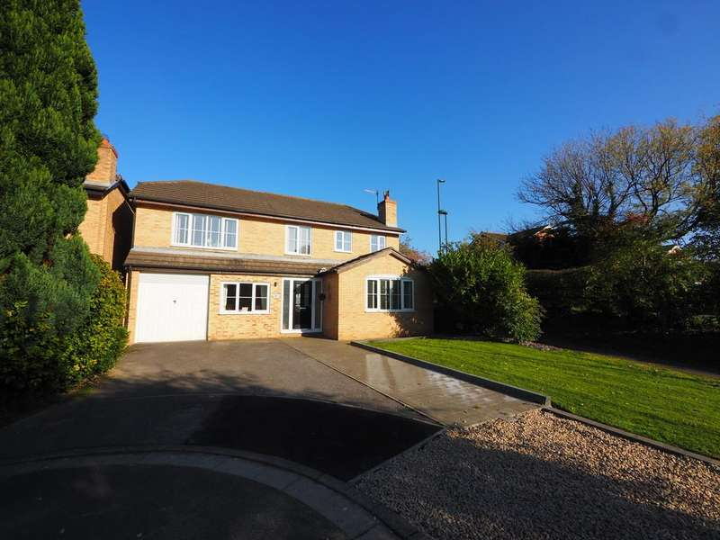 5 Bedrooms Detached House for sale in Goldcrest, Guisborough