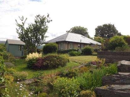 4 Bedrooms Detached House for sale in Bryniau Hendre, Penrhyndeudraeth, Gwynedd, LL48