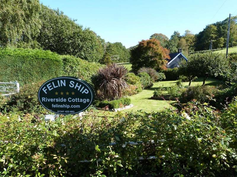 6 Bedrooms Detached House for sale in Felin Ship, Dolgellau LL40 2AA