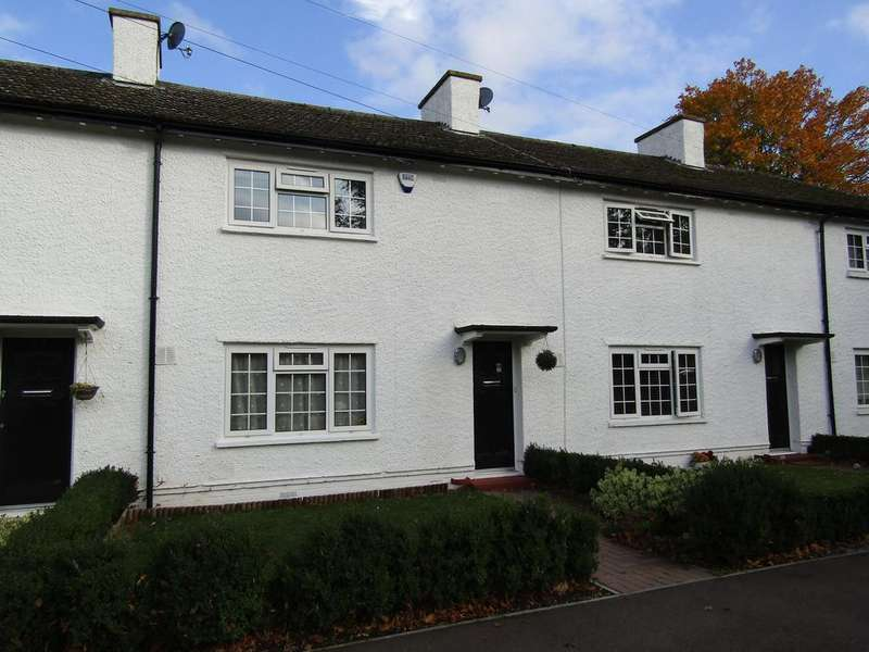 2 Bedrooms Terraced House for sale in Olympus Road, Henlow, SG16 6HD